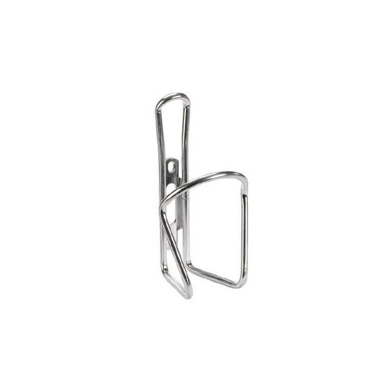Luxury silver aluminum bottle cage  - 1