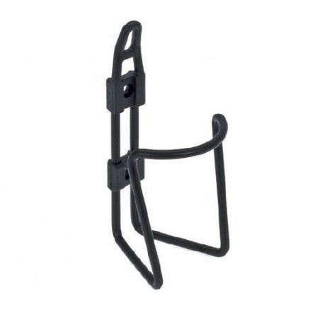 6 mm aluminum bottle cage black