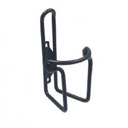 Vibration aluminum bottle cage black