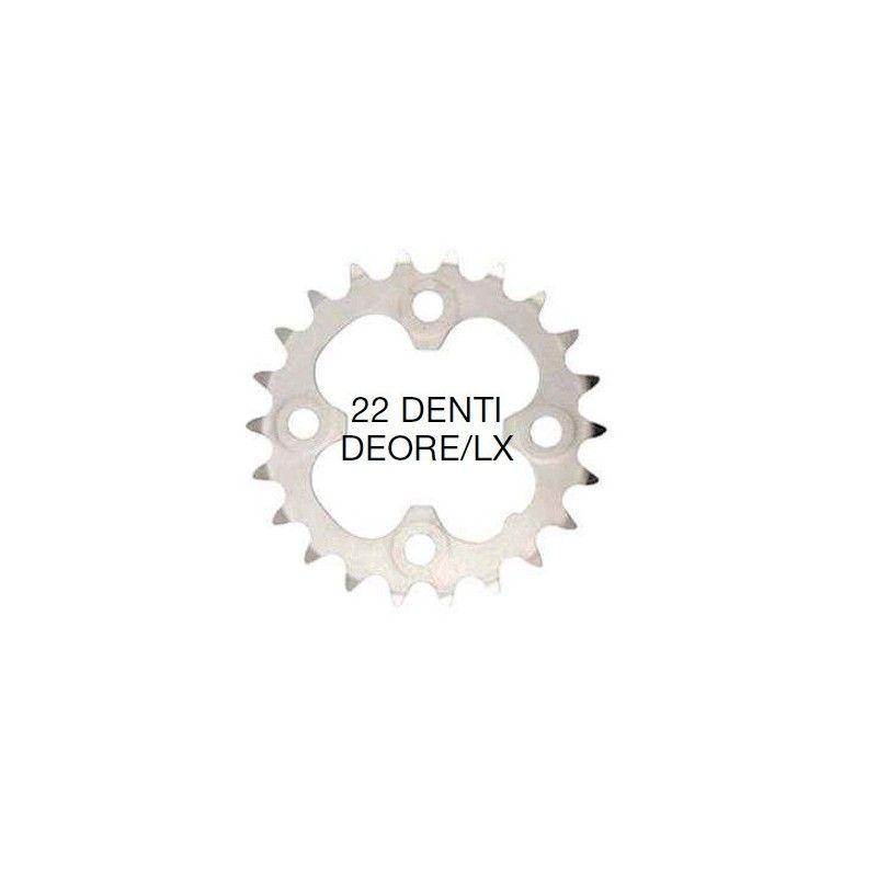 Gear MTB Shimano Deore LX 22 teeth Shimano - 1
