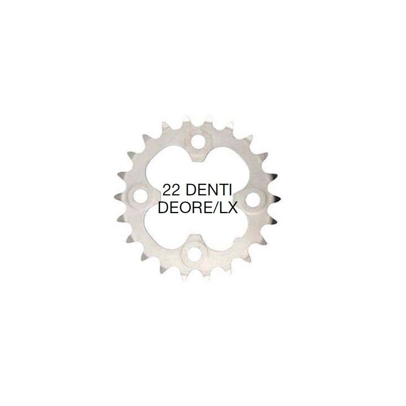 Ingranaggio Shimano Mtb Deore LX 22 denti Shimano - 1