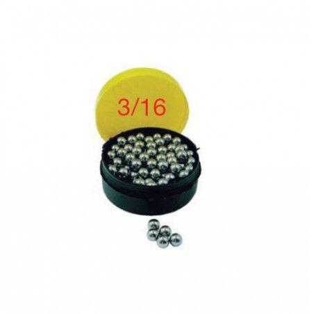 Balls 3/16 (Pack of 144 pcs.)