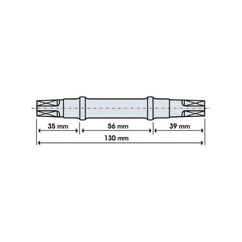 pin bracket enclosure type A  - 1