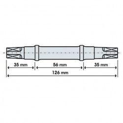 pin bracket enclosure type B  - 1