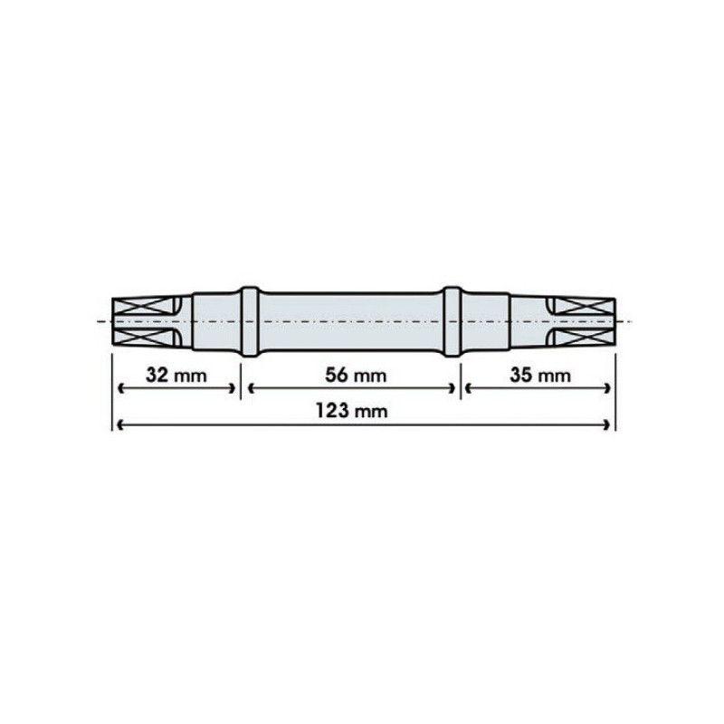 pin bracket framework type C  - 1