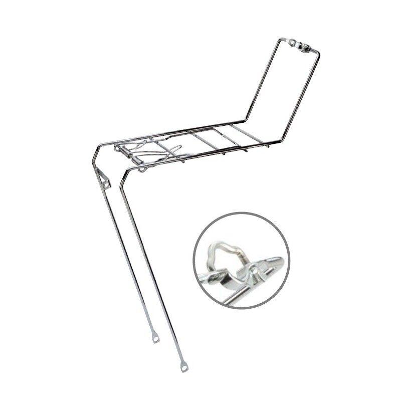 Chrome  20-28 Front rack for bikes  - 1