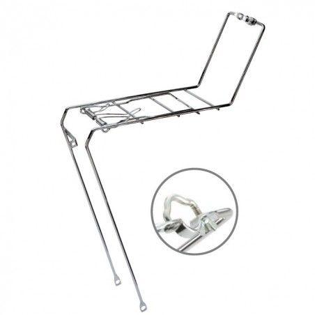 Chrome Front rack for bikes 20-28