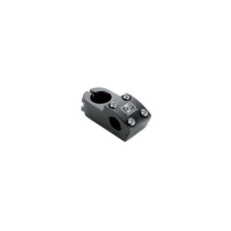 BMX handlebar column A-Head 1 1/8? black aluminum  - 1