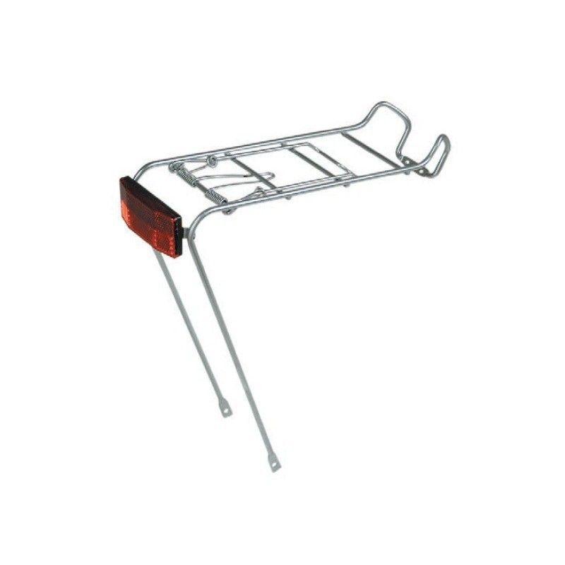 CARRIER rear 26-28 iron r 6,5 chromed BONIN - 1