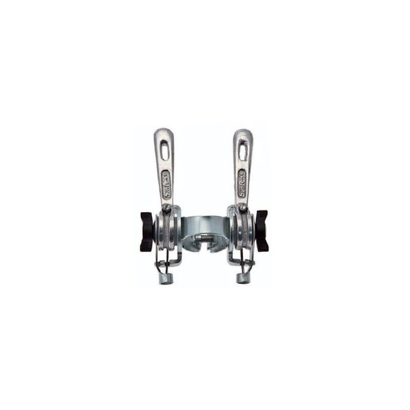lever to the frame with double strap SunRace - 1