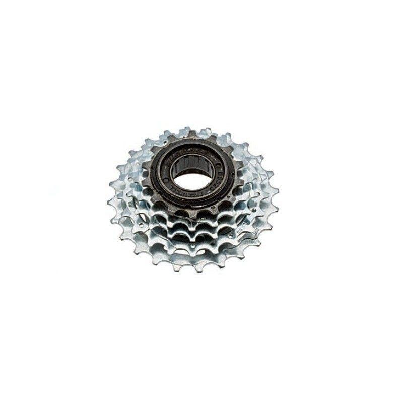Freewheel 5 velocity Index Chrome 14/24  - 1
