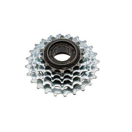 Freewheel 5 velocity Index Chrome 14/24