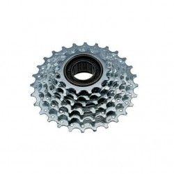 Freewheel 6 velocity Index Chrome 14/28  - 1