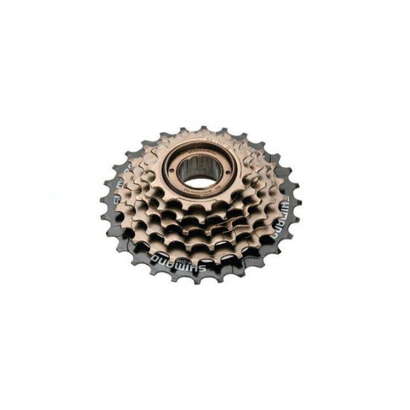 Freewheel Shimano 6 V 14/28 MFTZ500 BIKE PARTS - 1