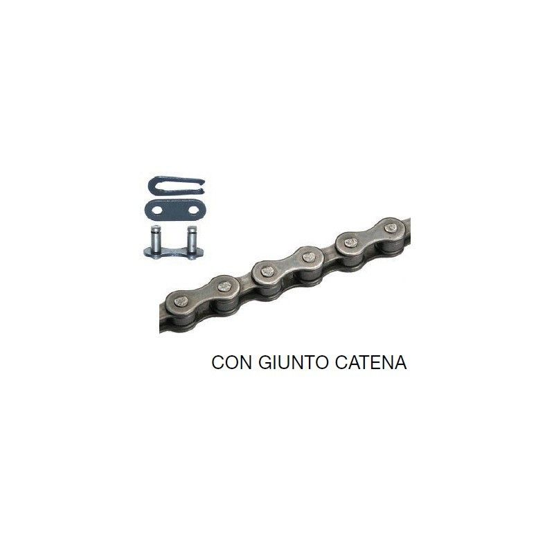 Chain 1 Speed 112 links with chain joint  - 1