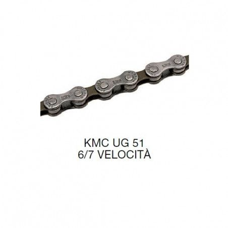 Chain 6/7 clock speed Kmc UG51