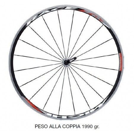 Wheelset Miche Racing Race for Shimano M707 9-10 v