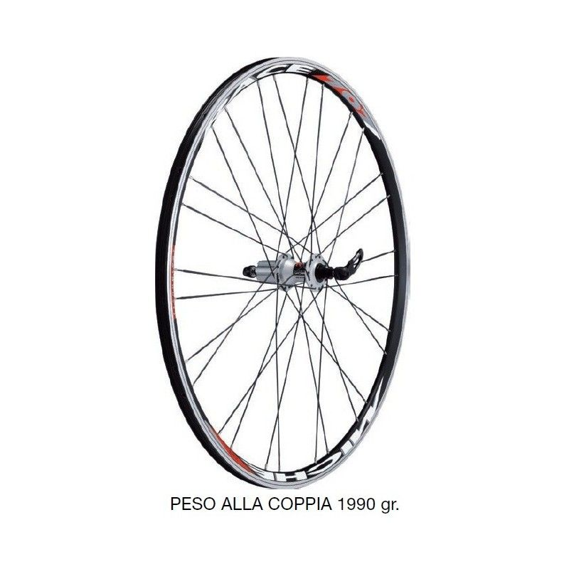 Racing Wheelset Miche Race M707 for Campagnolo 9/10/11 v  - 1