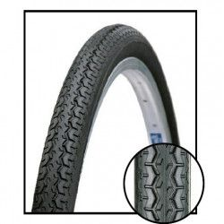 Tires 26 x 1.3 / 8 Black Traditional