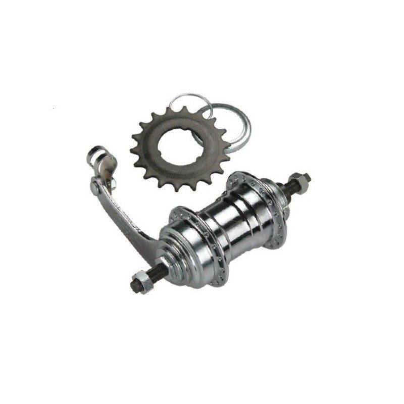 Hub iron contropedale to 36 holes with a 18 tooth pinion  - 1