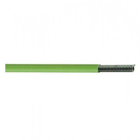 Sheath for 5 mm Brake green -1 METER