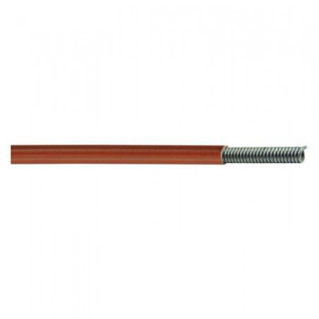 Sheath for 5 mm Brake honey brown 1 meter