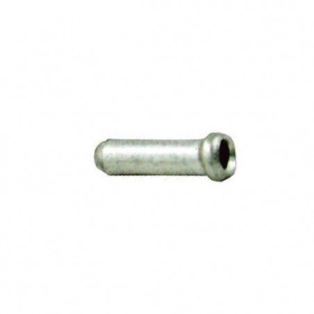Terminal aluminum wire - 4 pieces