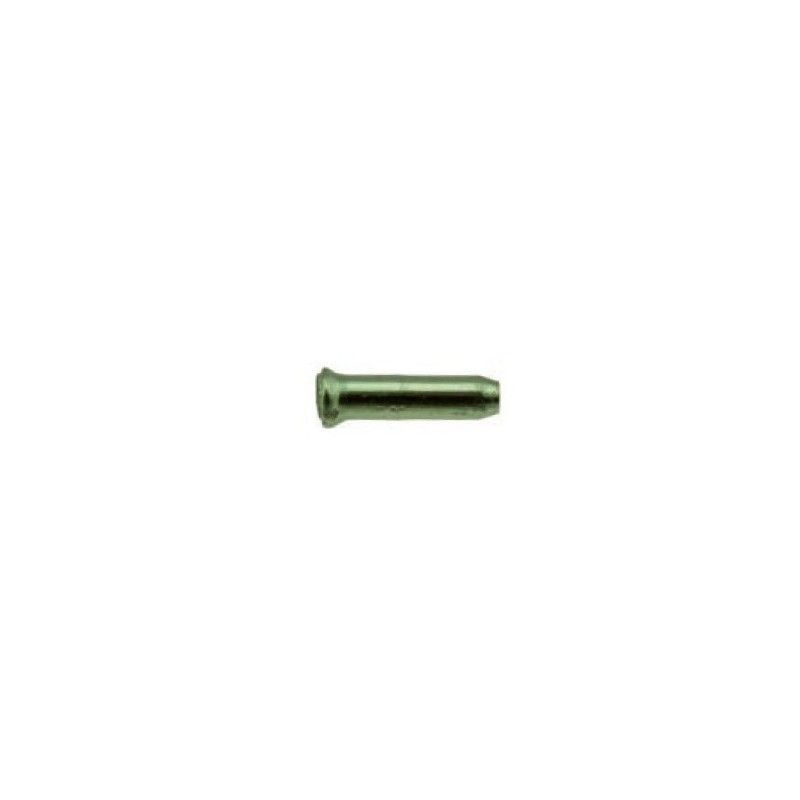 container of 500 terminals r 1.6 mm green  - 1