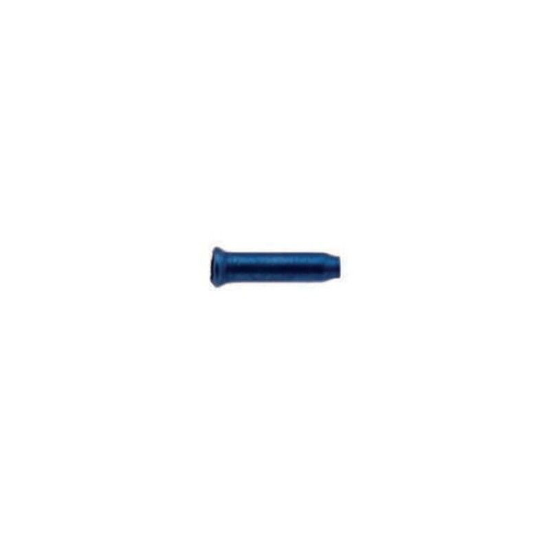 container of 500 terminals r 1.6 mm blue  - 1