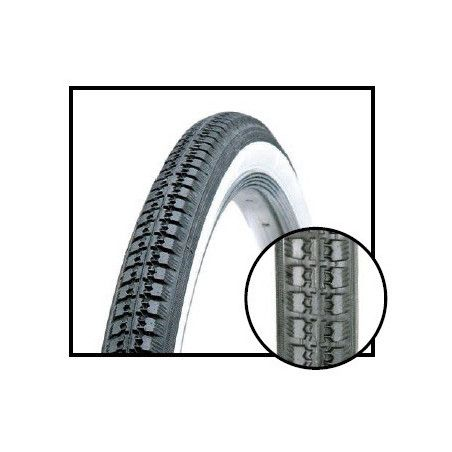 traditional tires 26 x 1.1 / 2 black / white
