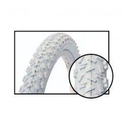 Tire MTB 26 x 1.95 white