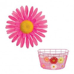Large Pink Daisy Flower