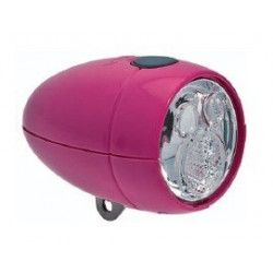 RI45R vendita fanale luce per bicicletta vintage a led