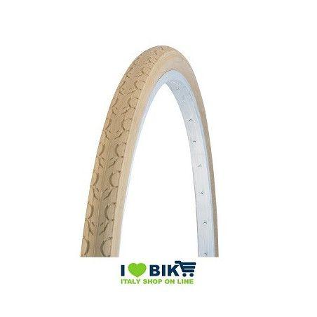 98 728 0106 copertone per bicicletta colorato crema 700x28 accessori e ricambi bici on line