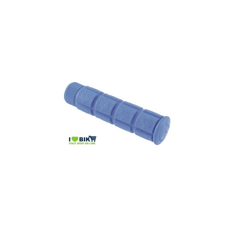 48 404 0194 manopole per bicicletta blu single speed accessori colorati on line