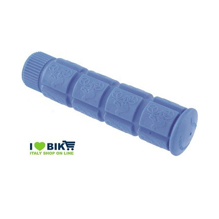 48 404 0194 manopole per bicicletta blu single speed accessori colorati on line