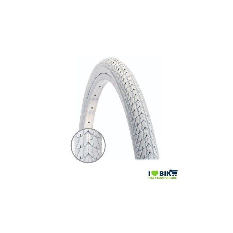 Tire 700x35 white BRN - 1