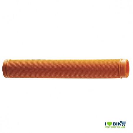 484040667 manopole bici fixed accessori arancioni manopole extra long scatto fisso
