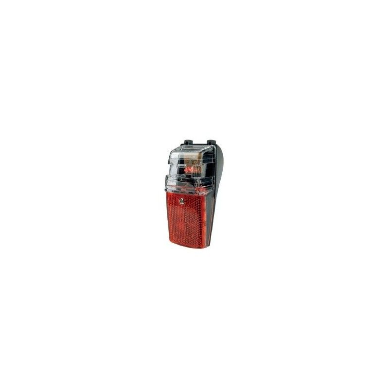 Fanalino a batterie al parafango con 1 led  - 1