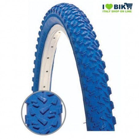PL109BL Copertura per bici MTB colorato blu coperture mountain bike colorate accessori bici su ilovebike shop on line