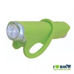 Headlight Silicone green