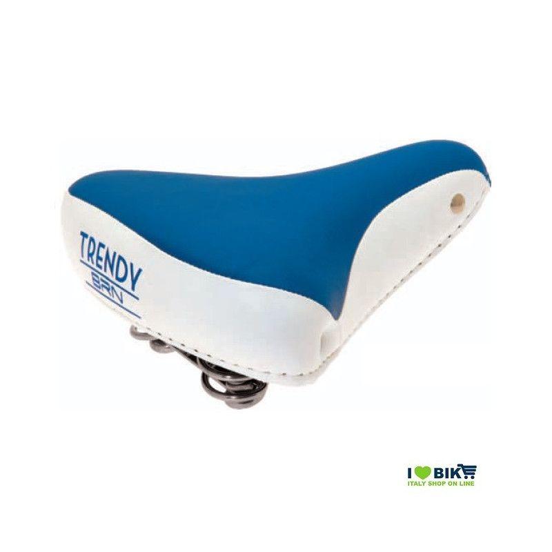 Trendy blue saddle  - 1