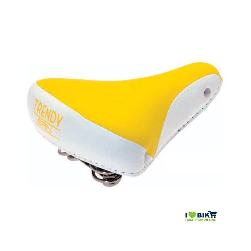 Trendy yellow saddle  - 1