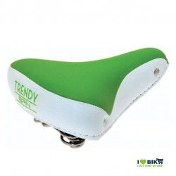 Trendy green saddle