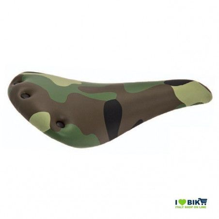 SE200M sella mimetica camouflage per bici Fixed scatto fisso single speed accessori e ricambi on line