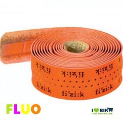 NA40O Nastro manubrio per bicicletta corsa Fizik logo Yellow Fluo accessori e ricambi on line