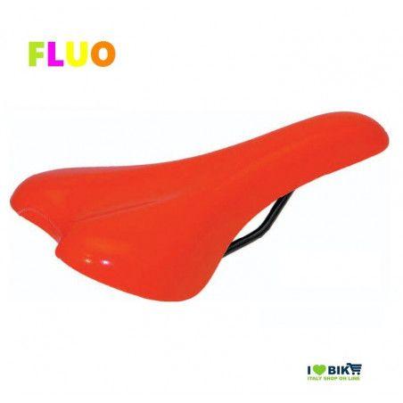 Fixed saddle Fluo orange