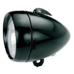 iron two-light reflector in Black