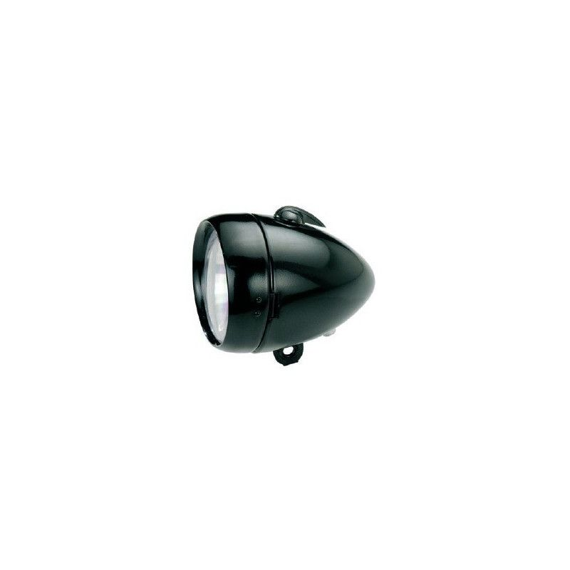 iron two-light reflector in Black  - 1