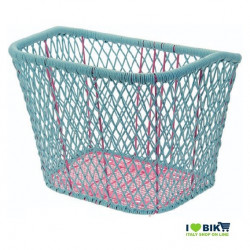 Trendy basket blue